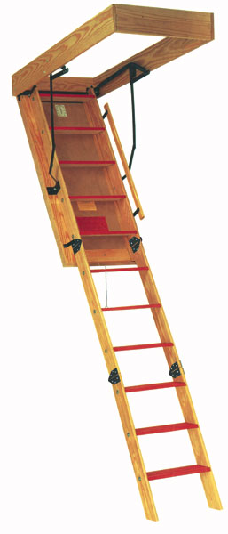 American Stairways, Inc Produces Pull Down Stairs That Create An Easy  Access Staircase To Your Attic Or Loft. Select Materials, Good Workmanship  And Careful ...
